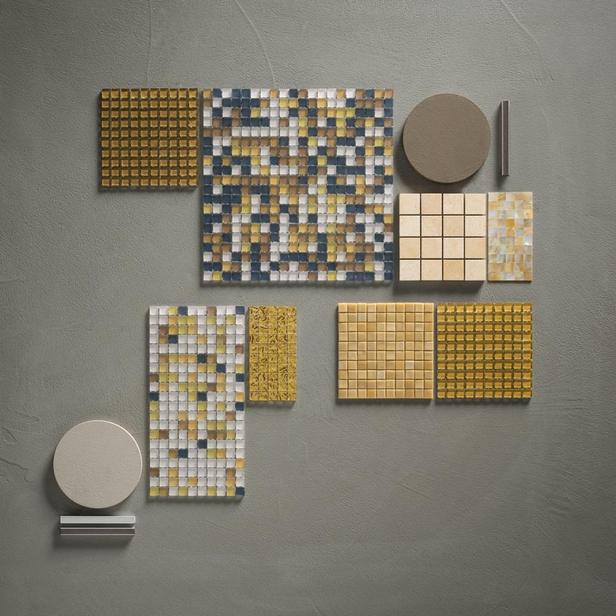 Mosaico+ Brown mood