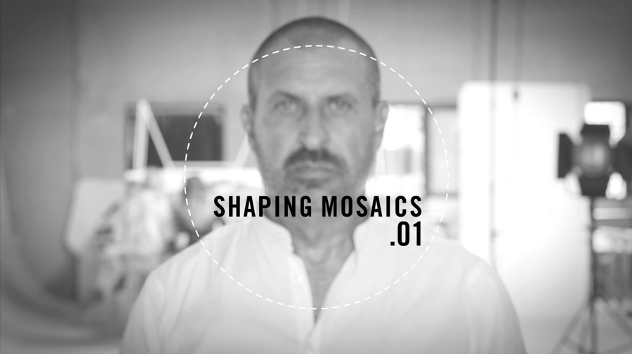 Shaping-mosaic