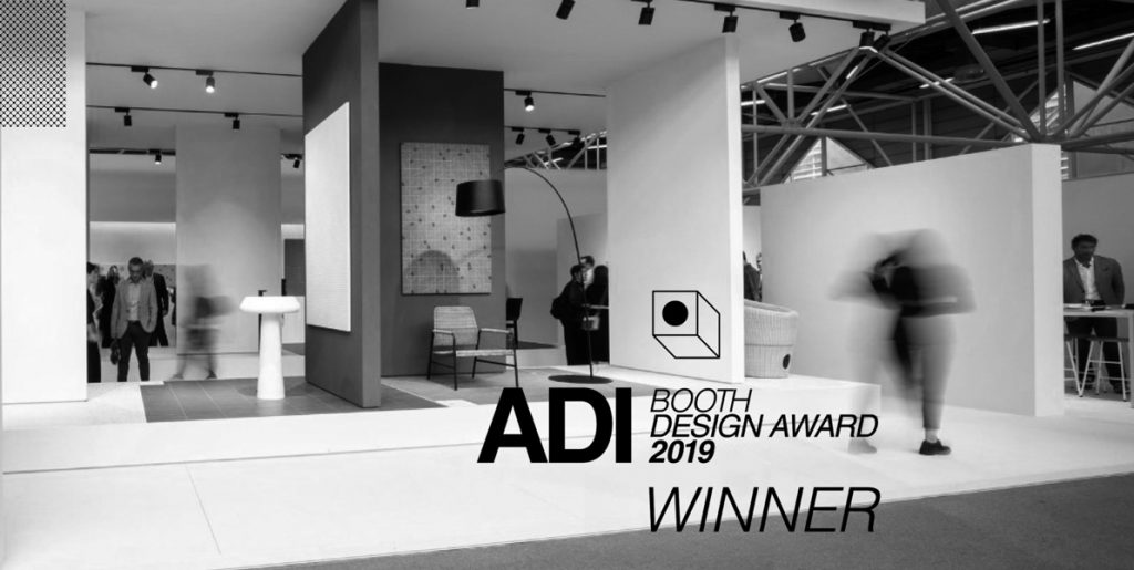 ADI booth design award 2019